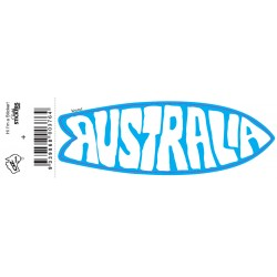 Retro Board Australia Sticker