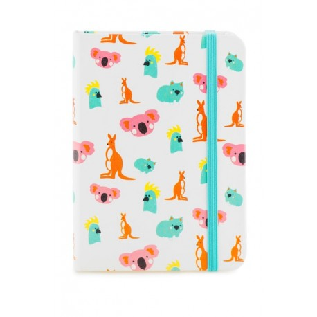 Todo A6 Animal Mix Note Book 96 pages
