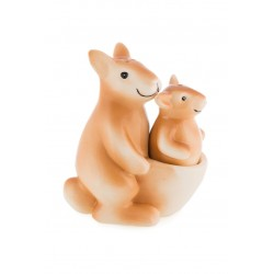Kangaroo Salt and Pepper Shakers