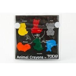 ToDo Australian Animal Crayons