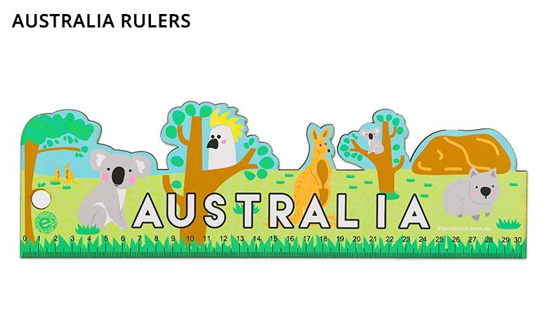 Australia Rulers